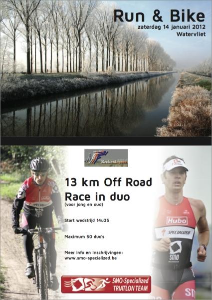 Run  & Bike SMO Specialized triatlon team