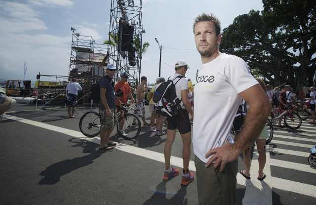 Ben De Wolf nieuwe Uplace Pro Triathlon Team Sports Director