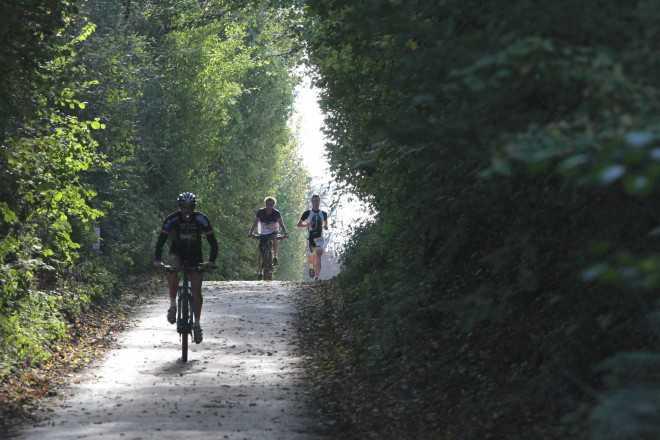 Superduo wint Run&Bike
