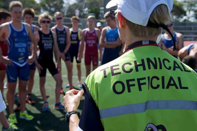 Triathlon Technical Official
