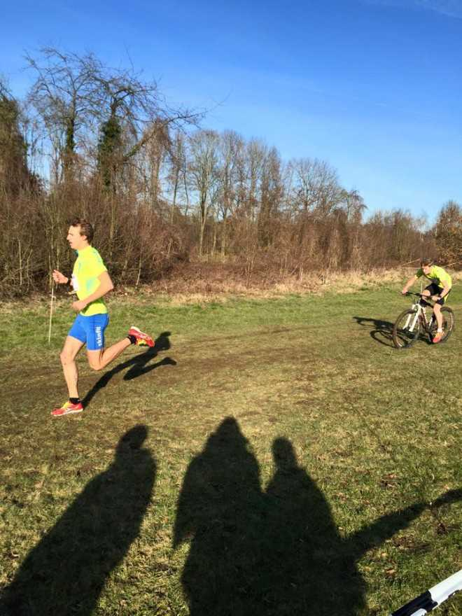 Vanderplancke Balty BK RunBike 2015