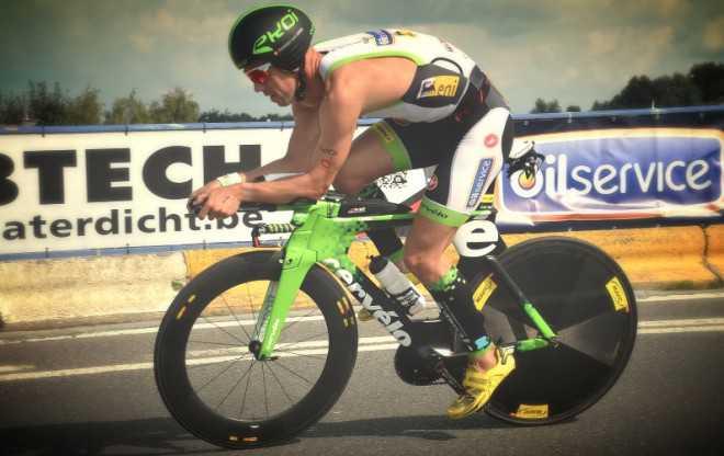Frederik Van Lierde wordt Ironman ambassadeur