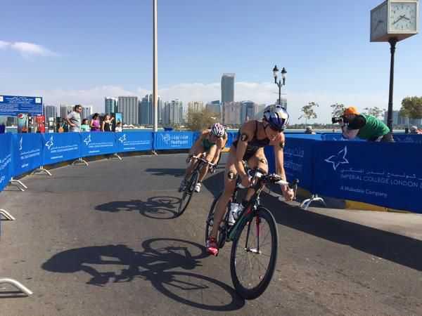 WTS vrouwen Abu Dhabi