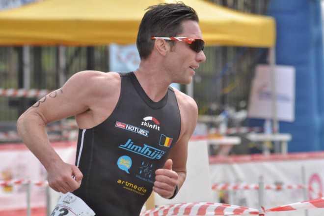 Jim Thijs run Sardinie