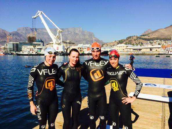 WTS Cape Town Katrien Sofie Simon Claire