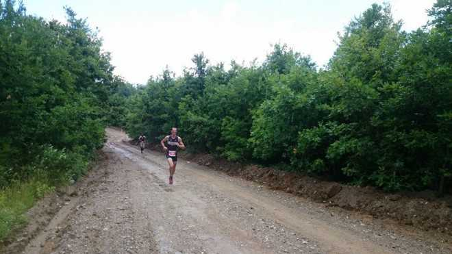 Kris Coddens Xterra Greece