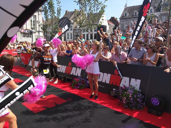Mark Oude Bennink 2de Maastricht