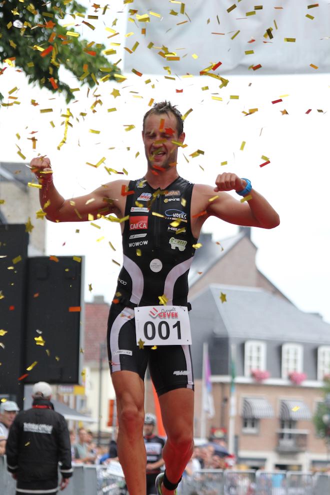Titelverdediger Ruben Geys wint opnieuw in Lommel (Foto: Katrien Decru)