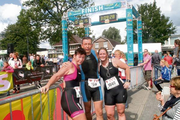 Triathlon Klazienaveen