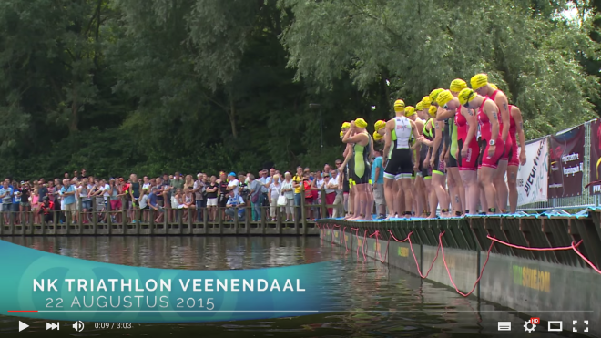 Herbeleef de sprintwedstrijden in Veenendaal