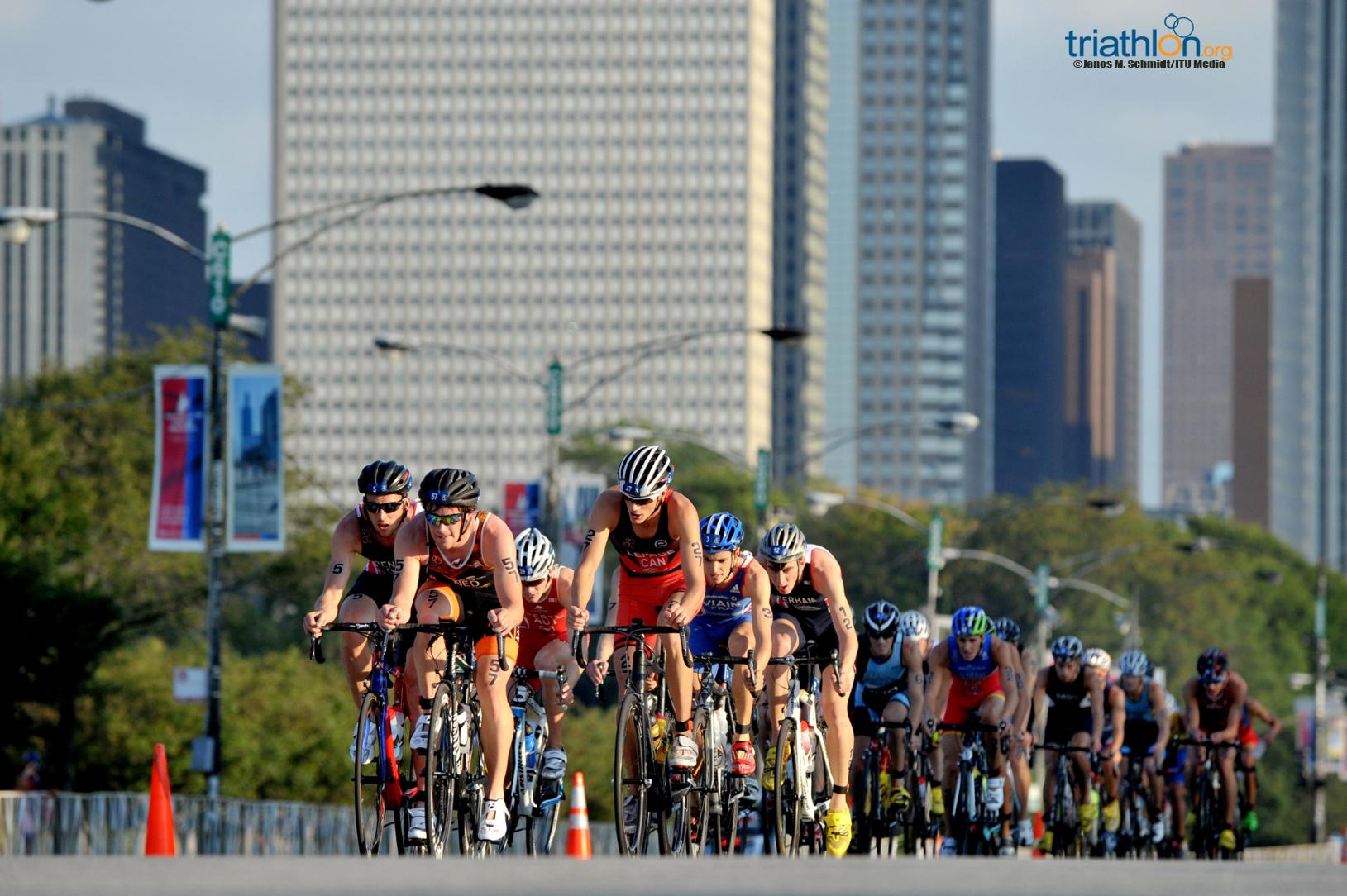 In de achtervolging in Chicago (foto: ITU/Janos M. Schmidt)