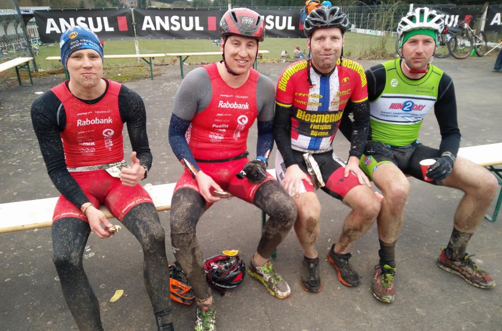 Tjardo en Jarrich morele winnaars in La Roche