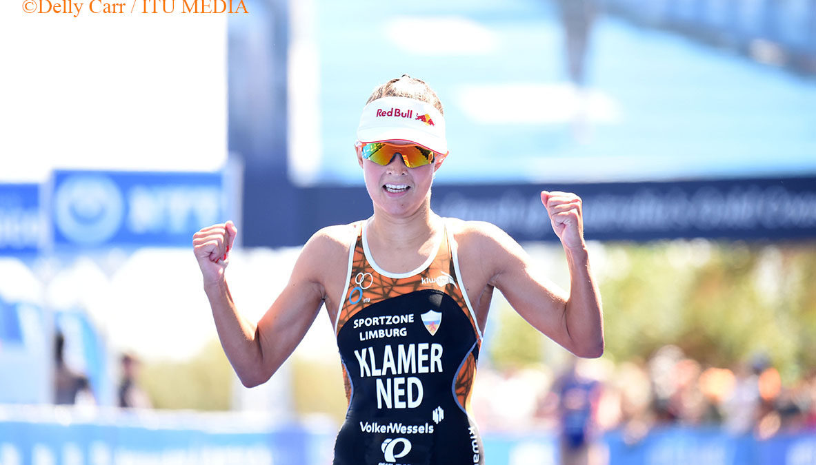 Klamer alweer top  in Gold Coast