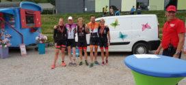 Bosbaan triathlon Amsterdam 11-6-16