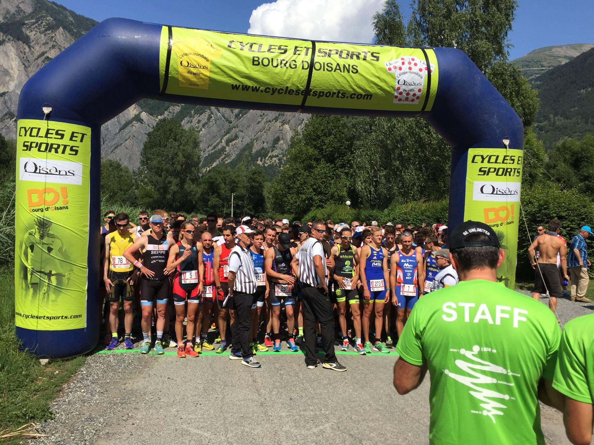 Alpe Huez duatlon