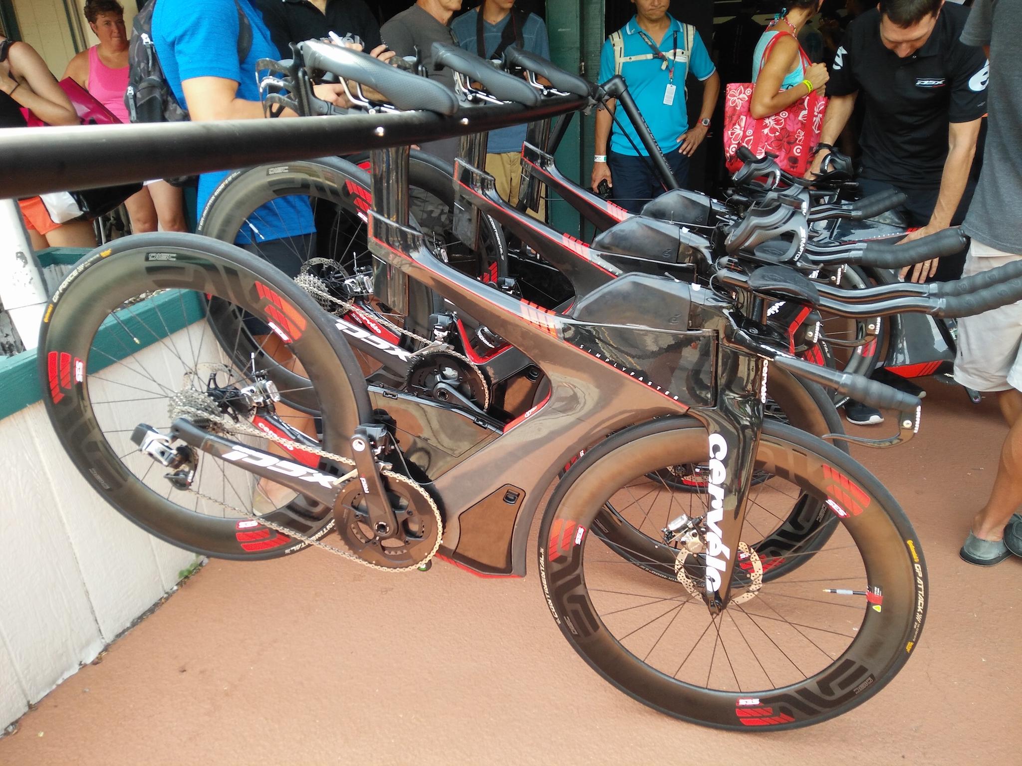 CErvelo P5X Bike Works