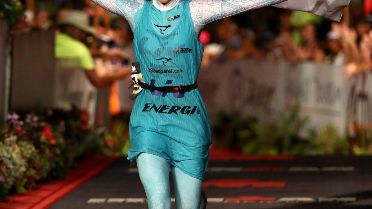 Allereerste Iraanse finisht in Hawaii