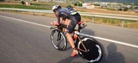 Mark Oude Bennink 6de in Ironman Barcelona