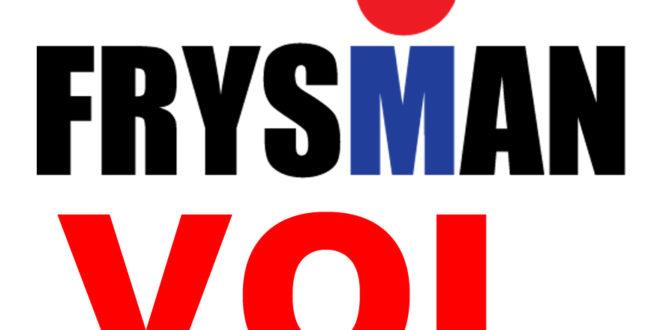 Volle bak bij Frysman