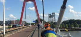 Rotterdam, de parcoursverkenning: aanvallen op de Van Brienenoordbrug