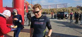 Peter Res beste Master in Belgische Inferno strandduatlon