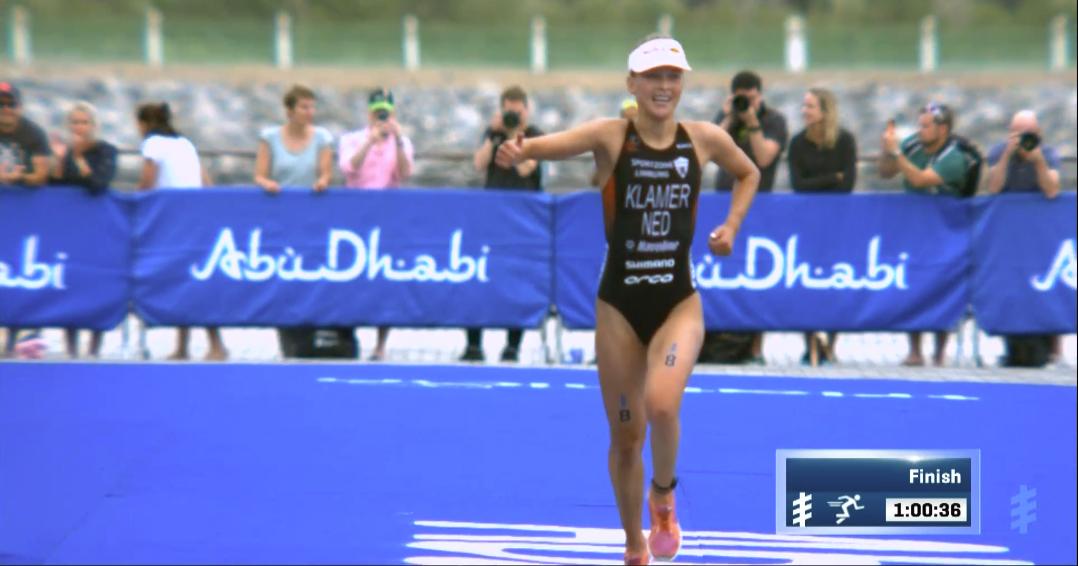 Rachel Klamer wint WTS Abu Dhabi!