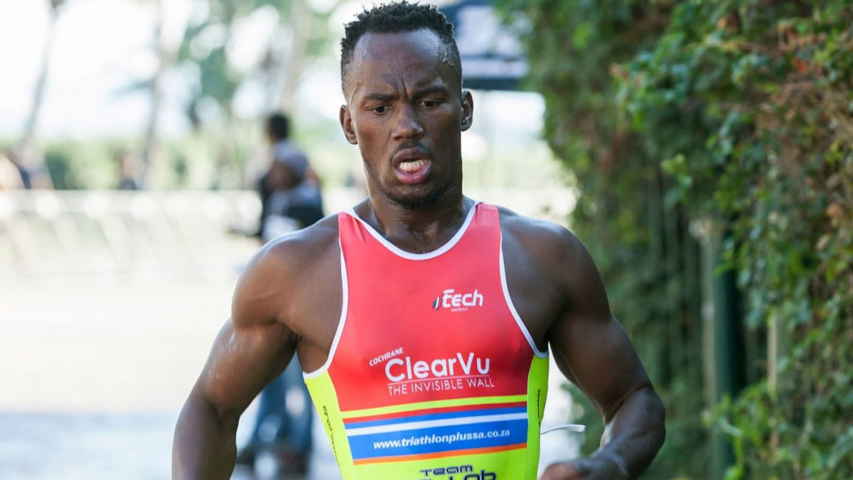 Veel steun na bizarre overval op triatleet in Durban