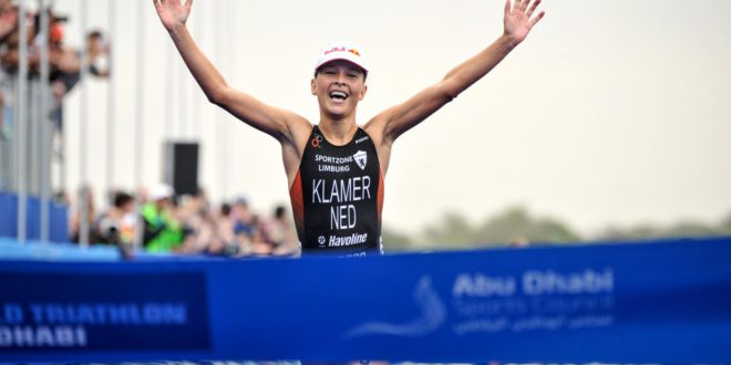 Vrouwen boven in triatlon: Duffy, Ryf en Klamer grootverdieners in 2017