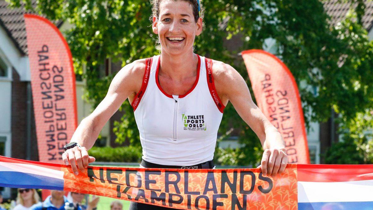 Nederlands Kampioen Honkoop: 'Zo blij dat ik dit mag meemaken'