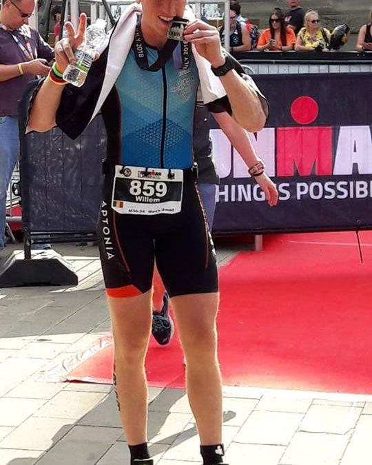Een ingekorte Ironman volbrengen: zo voelt dat