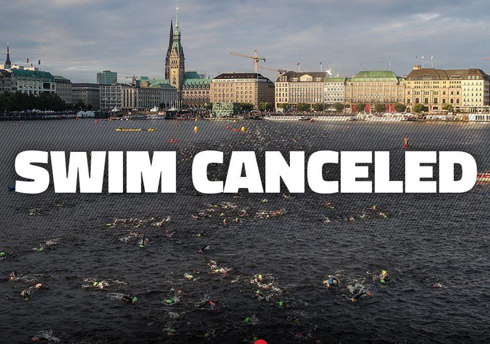 Wéér Ironman 'ingekort' – dit keer geen zwemmen in Hamburg