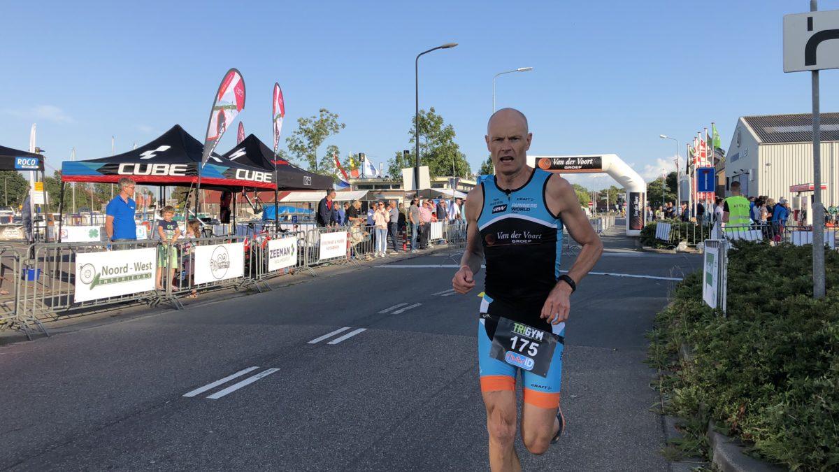 In beeld gevangen: Triathlon Schagen