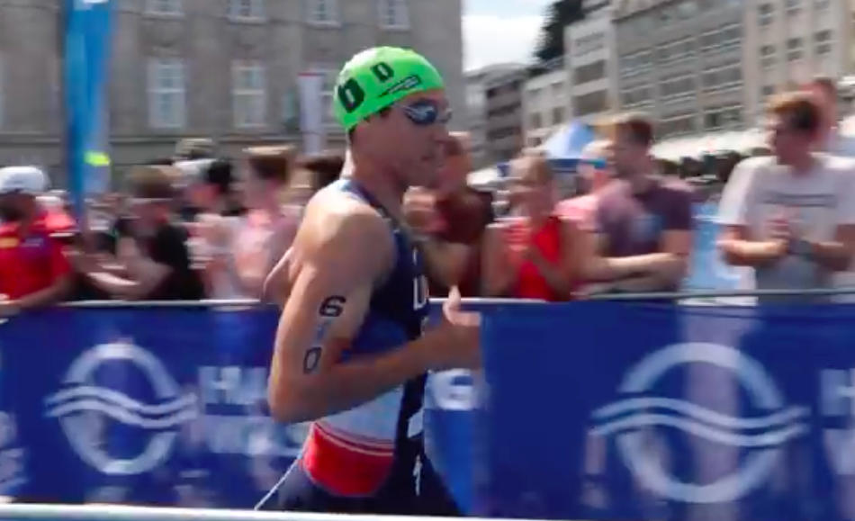 Spectaculaire video Team Mixed Relay Hamburg
