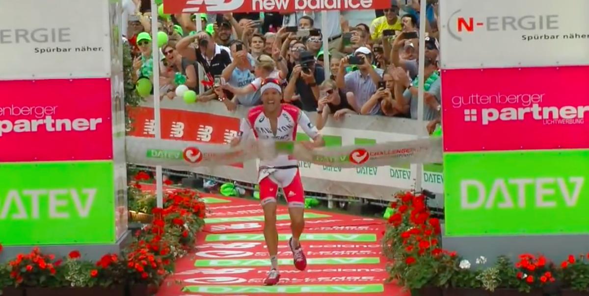 Terugblik: Jan Frodeno zet snelste tijd Long Distance op klok
