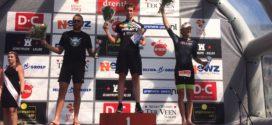 Sven Strijk wint Halve Triathlon Klazienaveen [VIDEO]