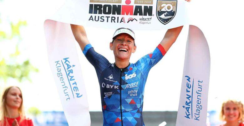 Top 3 vrouwen Ironman Austria schuldig aan stayeren, rest krijgt 'bonustijd'