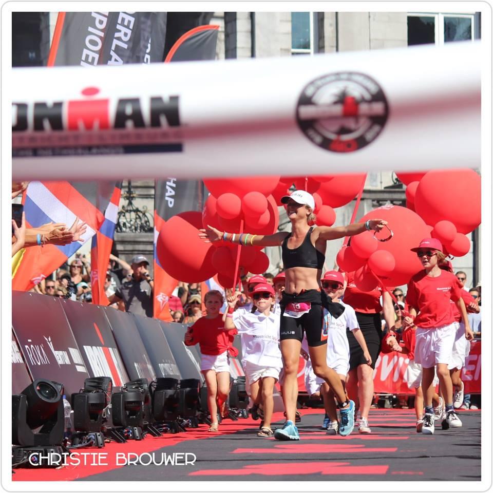 Els Visser beraadt zich over diskwalificatie Ironman Maastricht: 'Dit voelt heel oneerlijk'