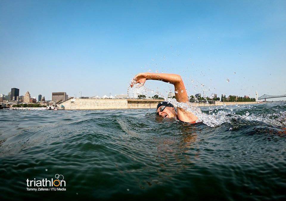 Menno Koolhaas: 'Misschien ben ik nog niet klaar voor de World Triathlon Series'