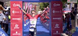 Belgische Frederik van Lierde wint Triathlon Alpe D'Huez, Erik-Simon Strijk stapt uit