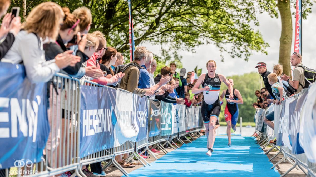 Nationale titels OD worden zaterdag verdeeld bij Triathlon Veenendaal