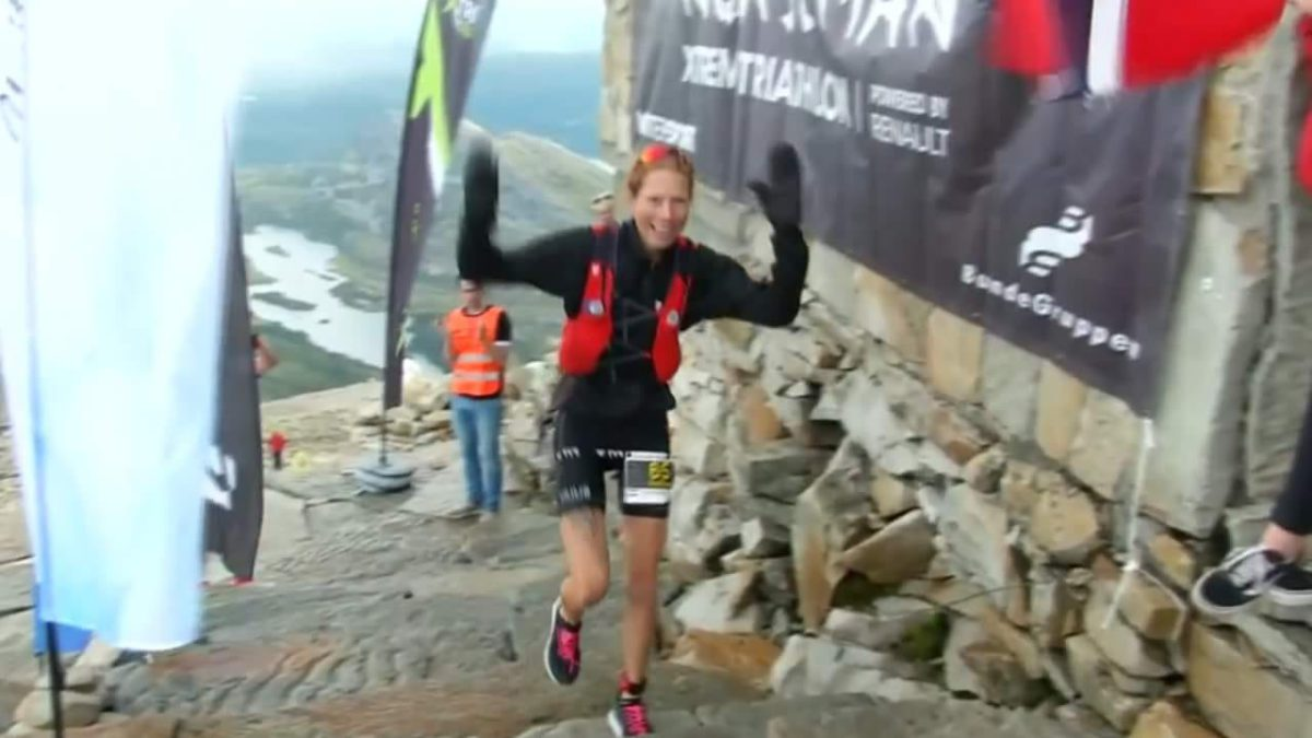 Andrea Jochems zesde vrouw bij Norseman: 'Meest zware race die ik ooit heb gedaan'