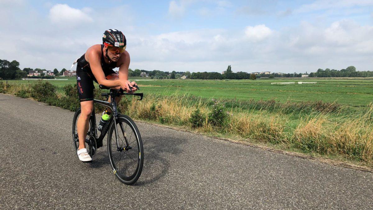 In beeld gevangen: Ouderkerkerplas Triathlon