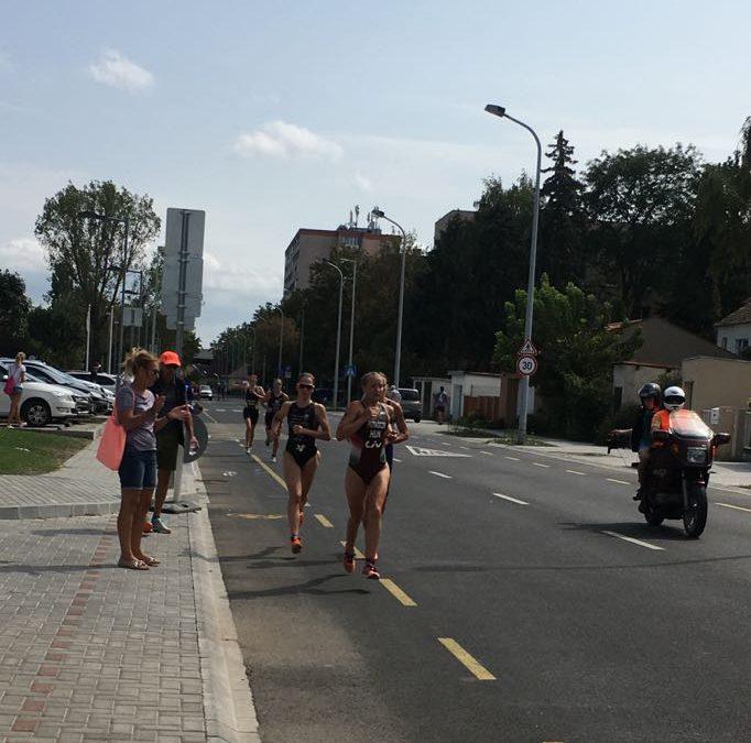 Jeanine Kocken na ETU Cup Székesfehérvar: 'Ik ben blij dat ik er weer sta'