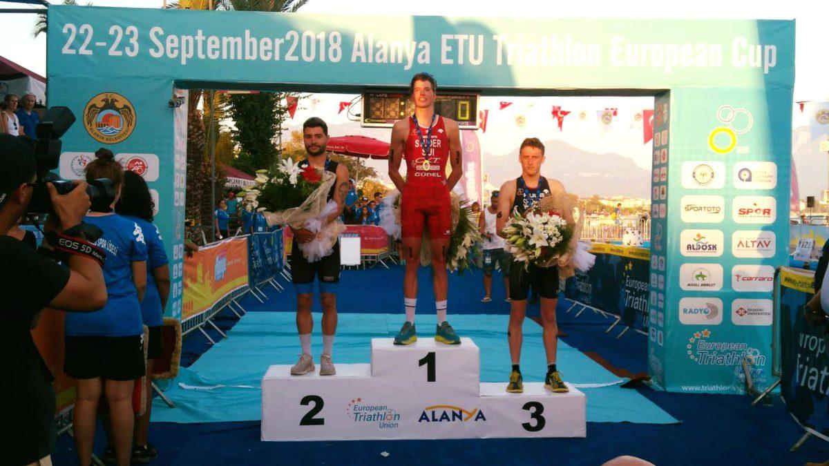Finn Timmermans 42e bij ETU Cup Alanya, valpartij voor Stijn Jansen