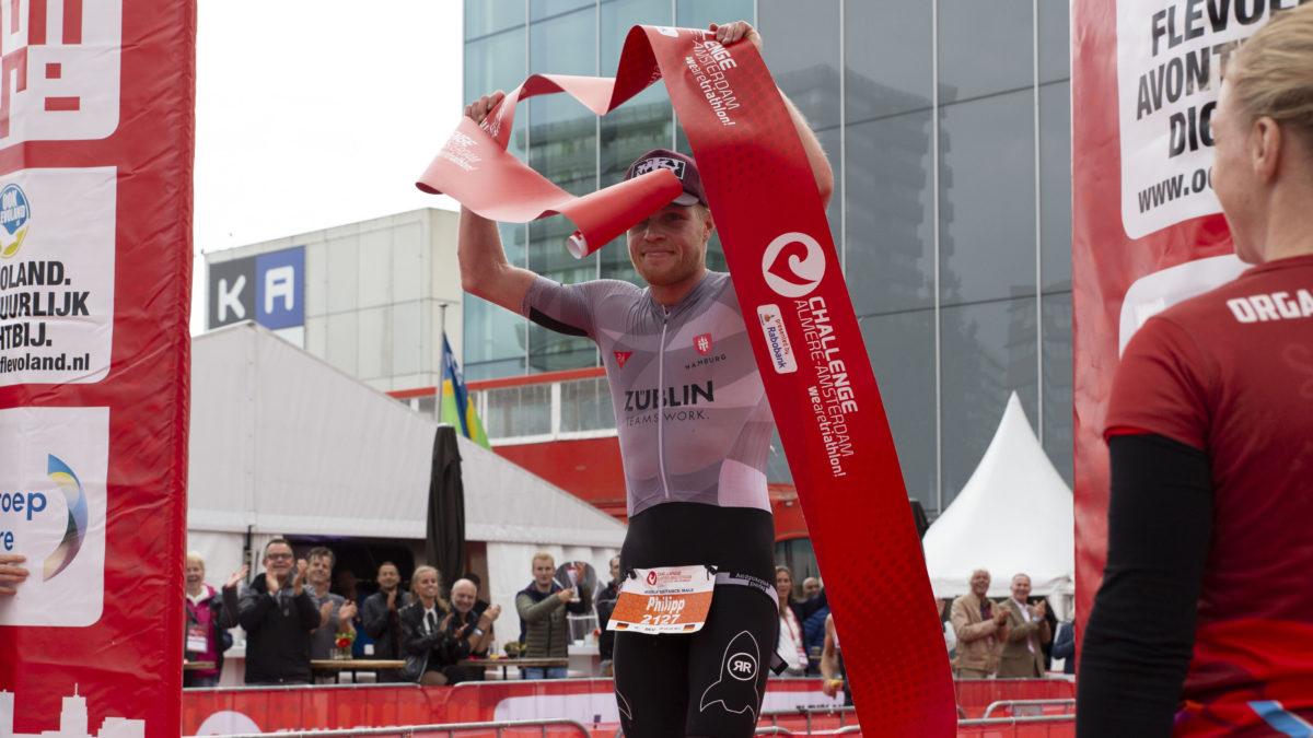 2020 ITU Multisport World Championships naar Almere