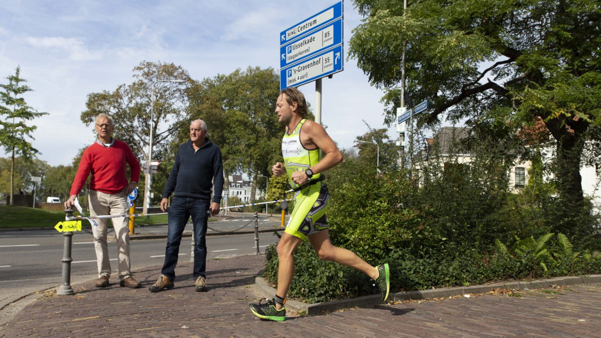 In beeld gevangen: Triathlon Zutphen [VIDEO]