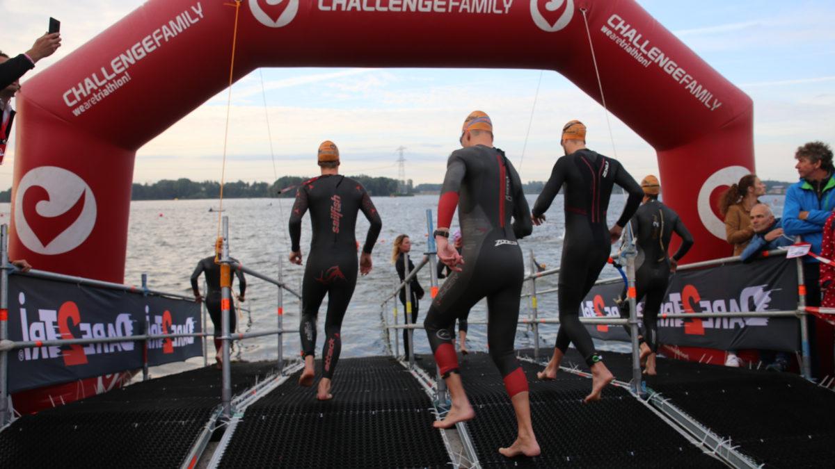 'Triatleten lopen risico op sportverslaving'