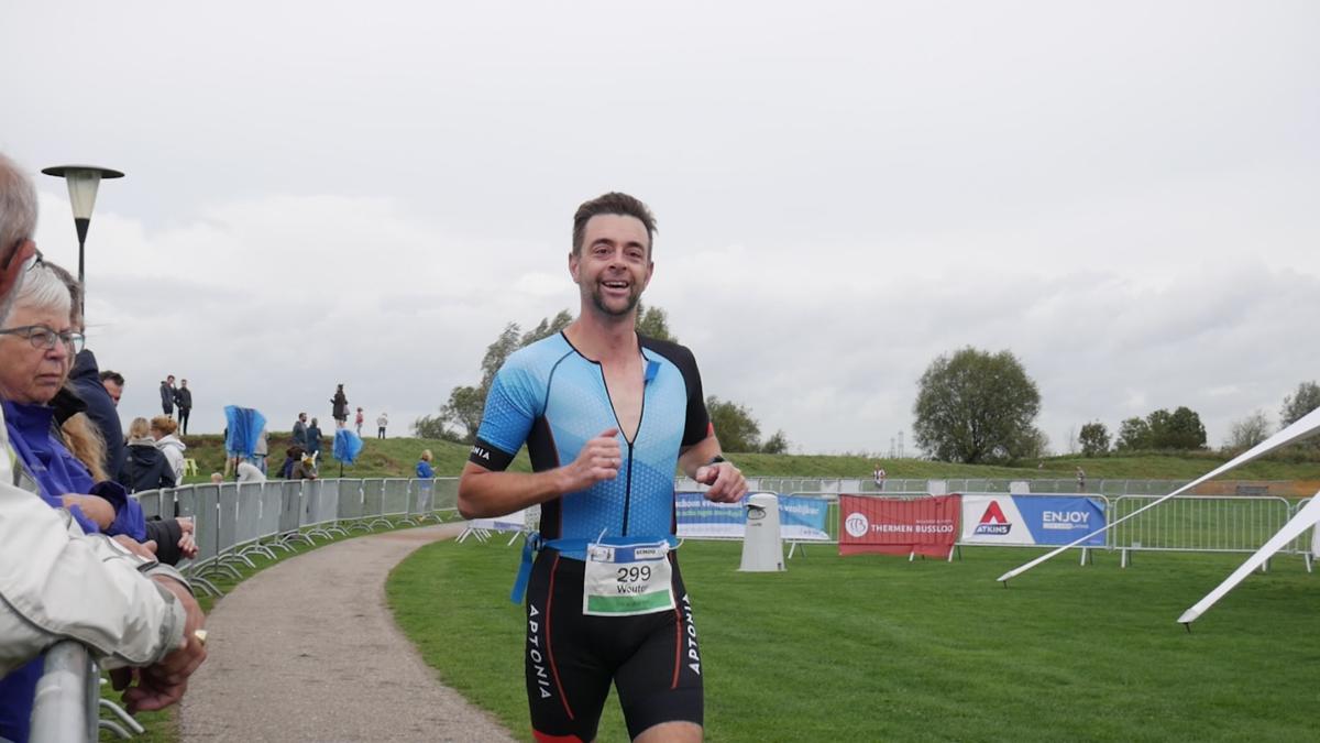 In beeld gevangen: Triathlon Zwolle