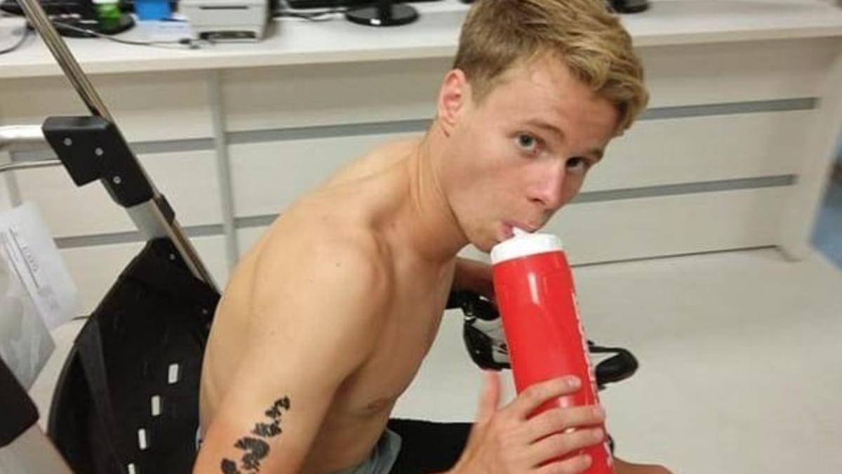 Stijn Jansen: 'Dit is de derde keer dat ik niet finish bij een Europa Cup'