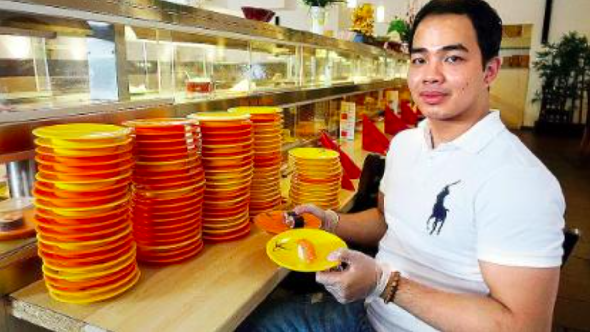 Triatleet toegang 'All you can eat' sushi restaurant geweigerd